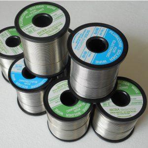 filo lead free e stagno/piombo