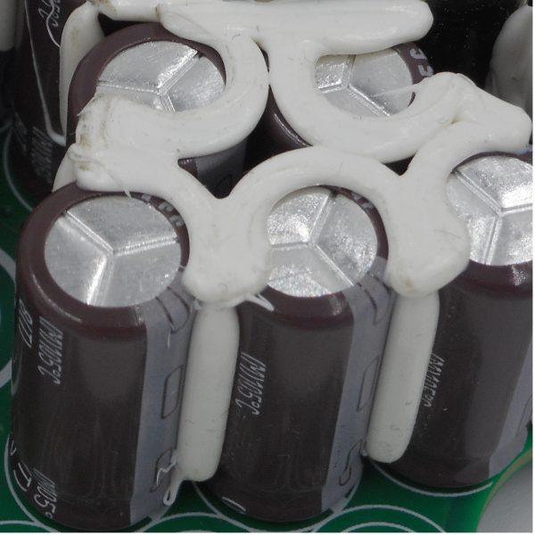 potting-silicone bianco