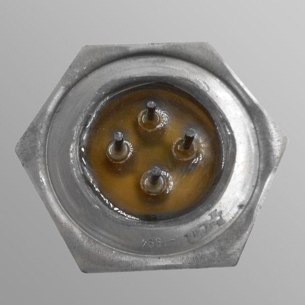 sigillatura resistenza elettrica